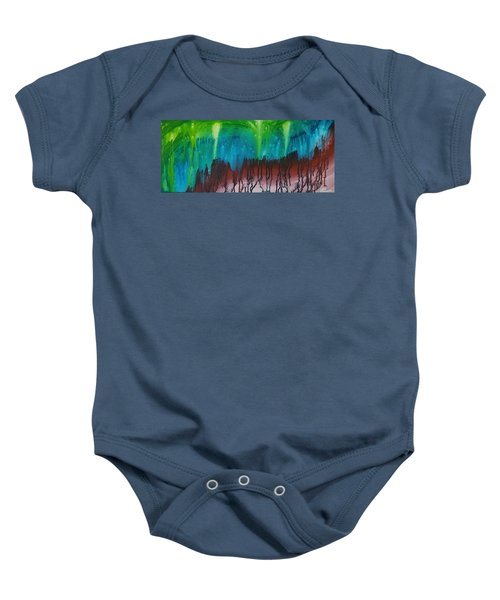 What Should I Call This Painting?  Baby Onesie