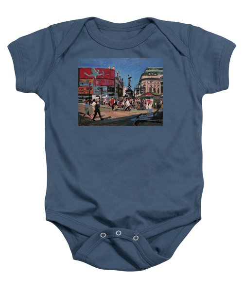 Sunny Piccadilly Baby Onesie