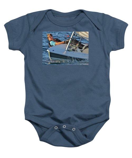 Tahoe 12 Baby Onesie