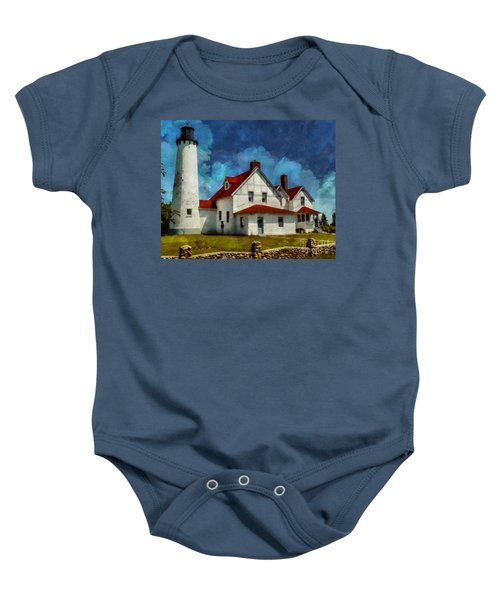 The Keeper's House 2015 Baby Onesie