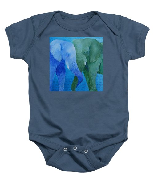 To Have And To Hold Baby Onesie