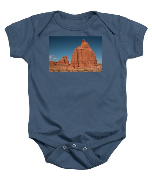 Tower Of The Sun And Moon Baby Onesie