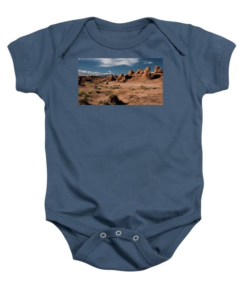 Valley Of The Goblins Baby Onesie