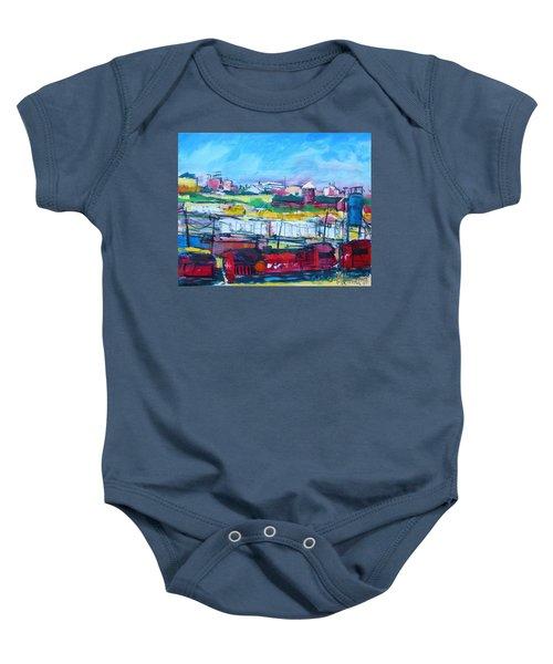 Valley Yard Baby Onesie