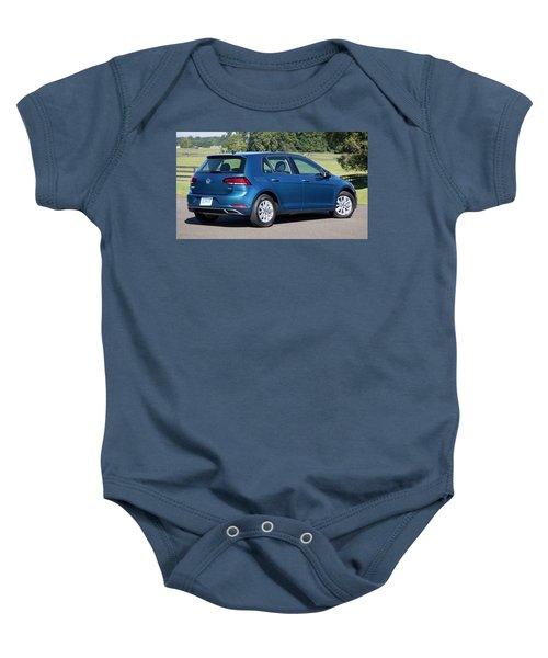 Volkswagen Golf Tsi Baby Onesie