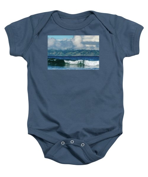 Maui Breakers Baby Onesie