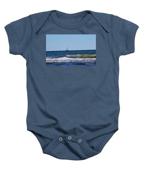 Sailing Baby Onesie