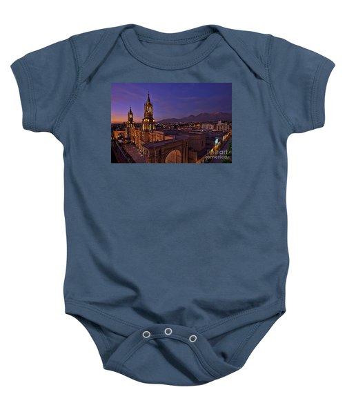 Arequipa Is Peru Best Kept Travel Secret Baby Onesie