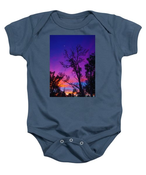 Forest Colors Baby Onesie