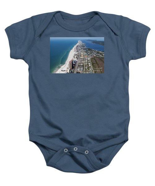 Gulf Shores 7124n Baby Onesie