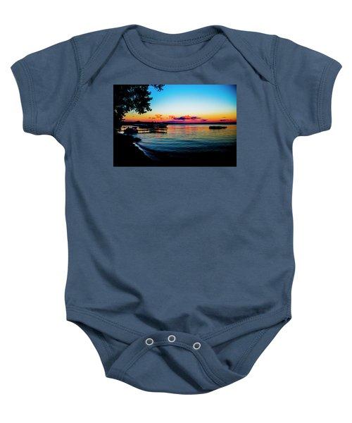 Leech Lake Baby Onesie