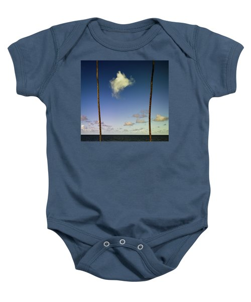 Little Cloud Baby Onesie