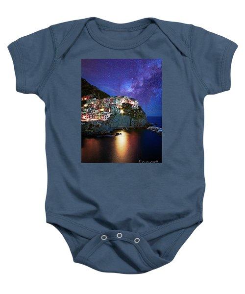 Manarola By Stars Baby Onesie