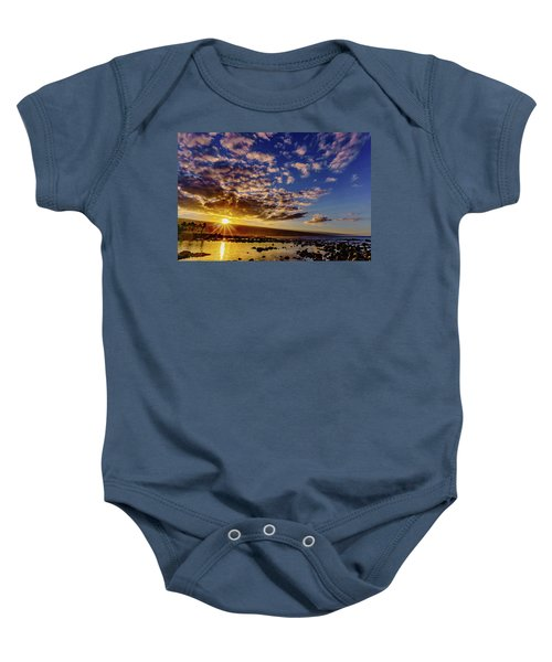 Morning Sunrise Baby Onesie