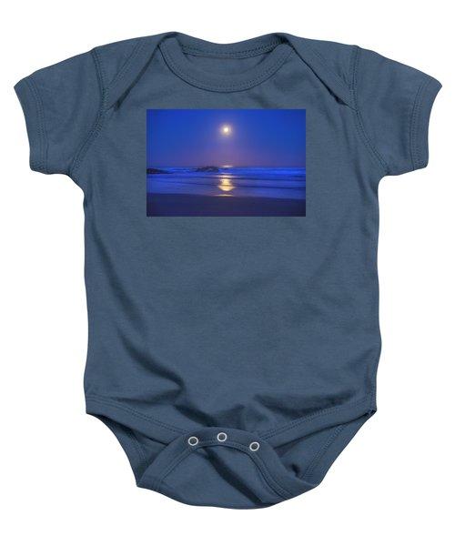 Pacific Moon Baby Onesie