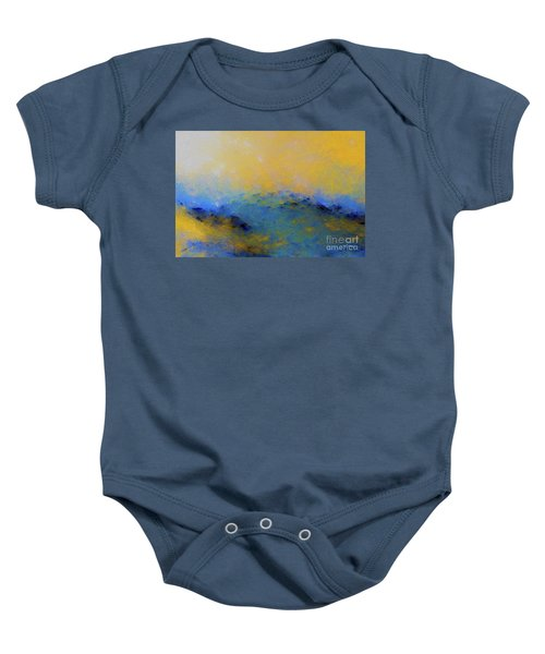 Psalm 100 4. With Thanksgiving Baby Onesie