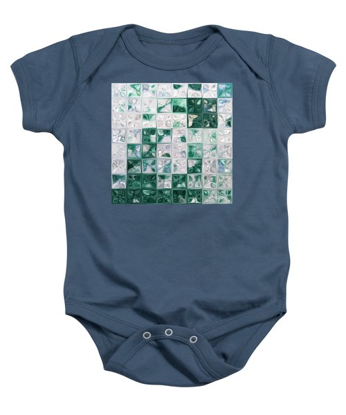 Psalm 18 30. His Way Is Perfect Baby Onesie
