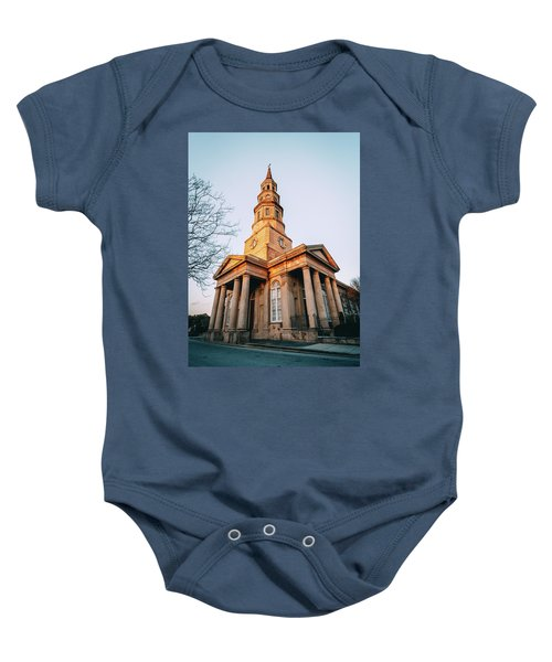 Take Me To Church Baby Onesie