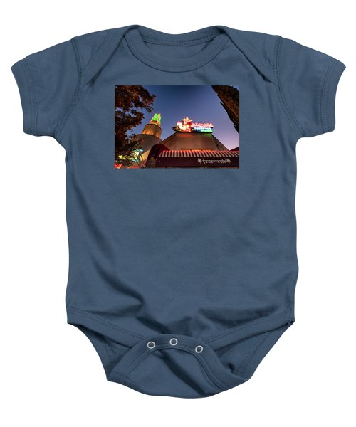 The Tower- Baby Onesie
