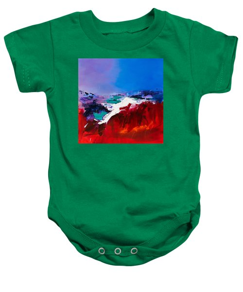 Call Of The Canyon Baby Onesie