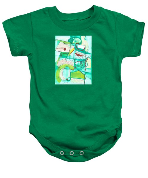 From Within #15 Baby Onesie