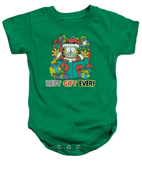 Garfield - Best Gift Ever Baby Onesie