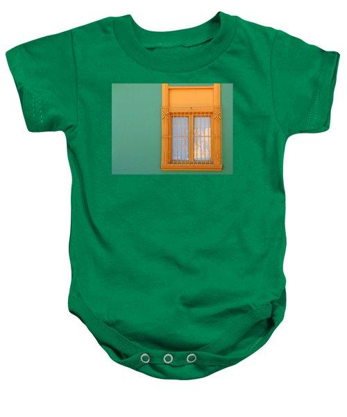 Windows Of The World - Santiago Chile Baby Onesie