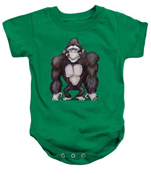 Gorilla Baby Onesie