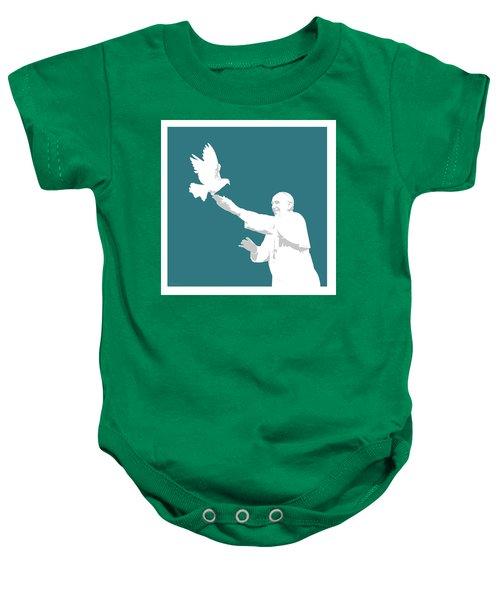 Pope Francis Baby Onesie
