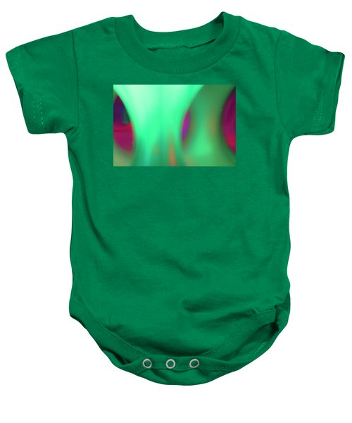 Abstract No. 11 Baby Onesie