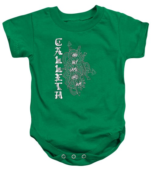 Calleth Baby Onesie