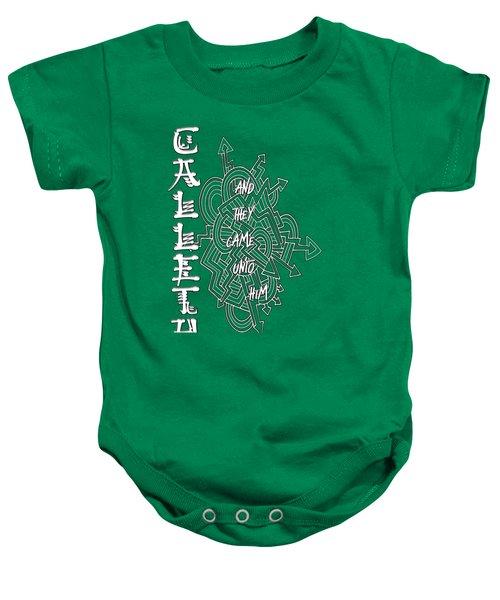 Calleth Baby Onesie