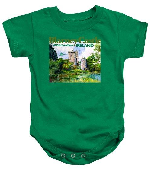 Blarney Castle Ireland Baby Onesie