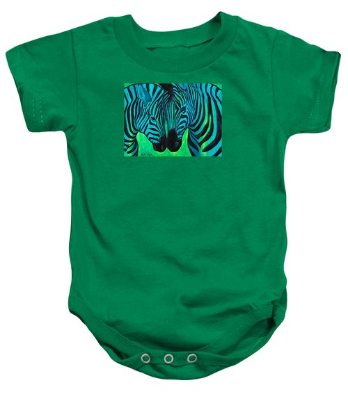 Changing Stripes Baby Onesie
