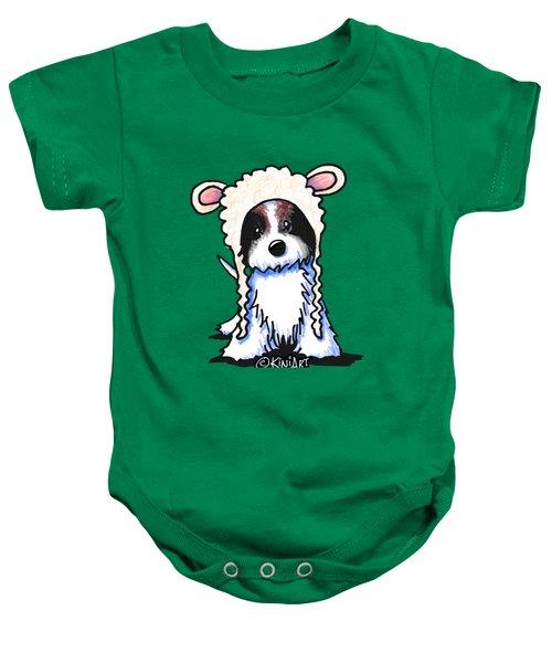 Coton De Tulear Baby Onesie