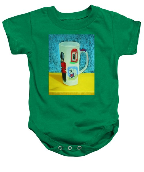 Cup Of London Java Baby Onesie
