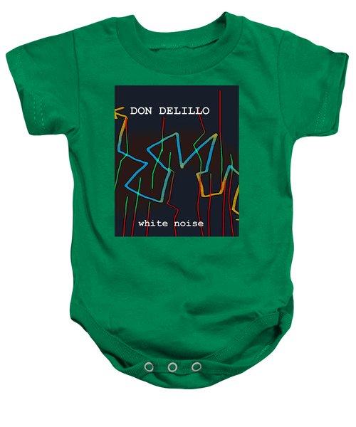 Don Delillo Poster  Baby Onesie