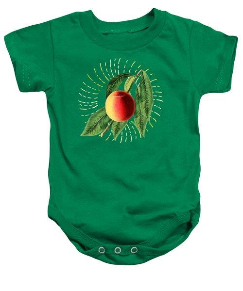 Fruit 0100 Baby Onesie