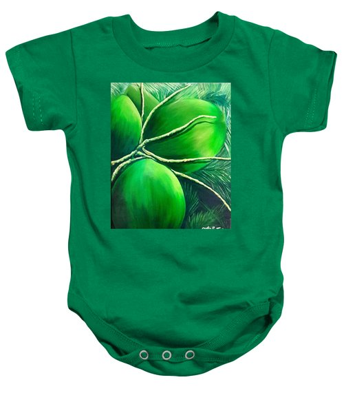 Going Nuts Baby Onesie