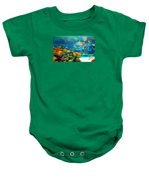 Inland Reef Baby Onesie