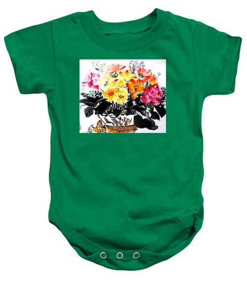 Just For You Baby Onesie