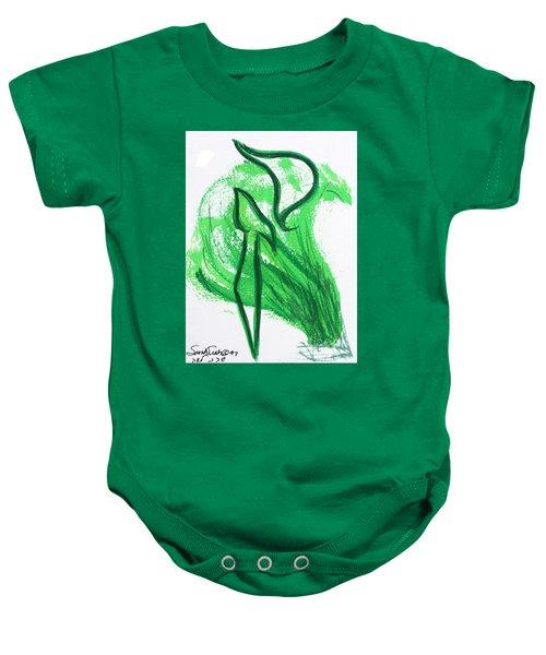 Kuf In The Reeds Baby Onesie
