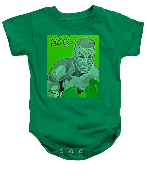 Lucky Charm Baby Onesie by Miriam Moran