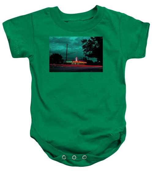 Majestic Cafe Baby Onesie
