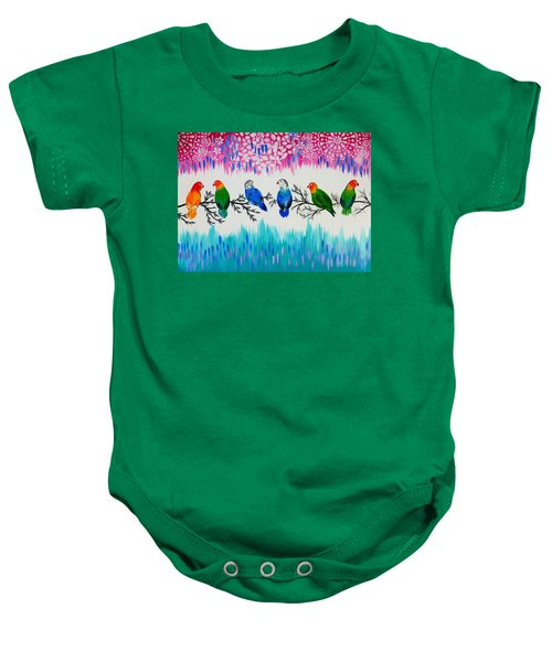 Nature's Jewels Baby Onesie by Cathy Jacobs
