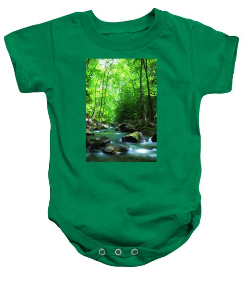 Northwood Brook Baby Onesie