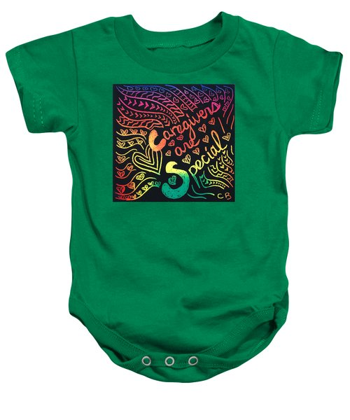 Rainbows Baby Onesie