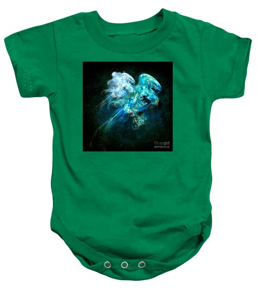 Sea Jellyfish Baby Onesie