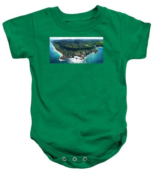 Sharks Cove - North Shore Baby Onesie