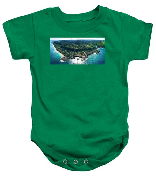 Sharks Cove Overview. Baby Onesie